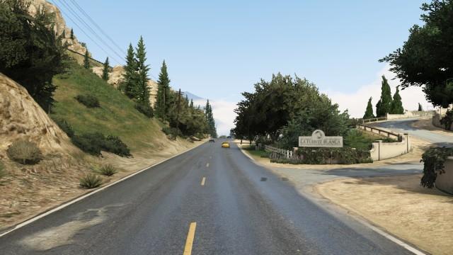 Senora Road