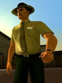 Sergeant Peppah