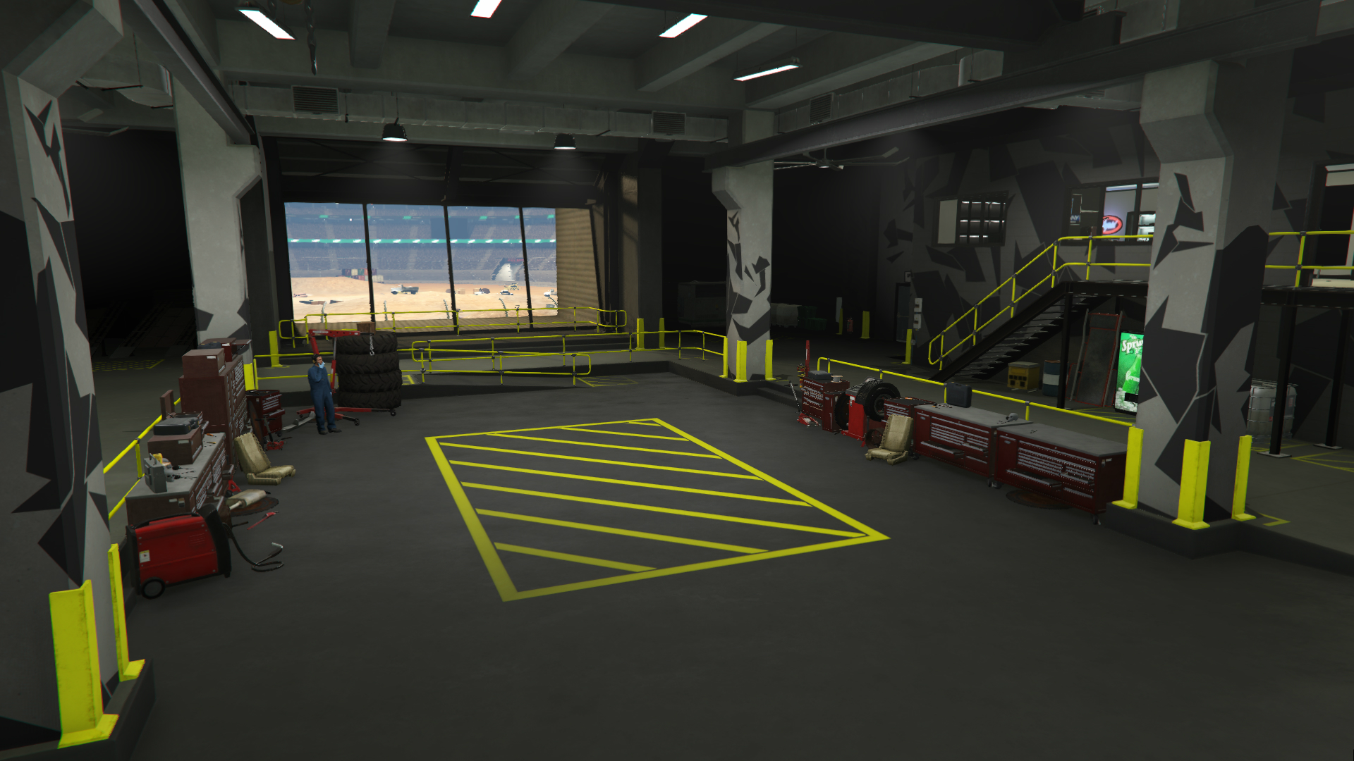 Arena Workshop
