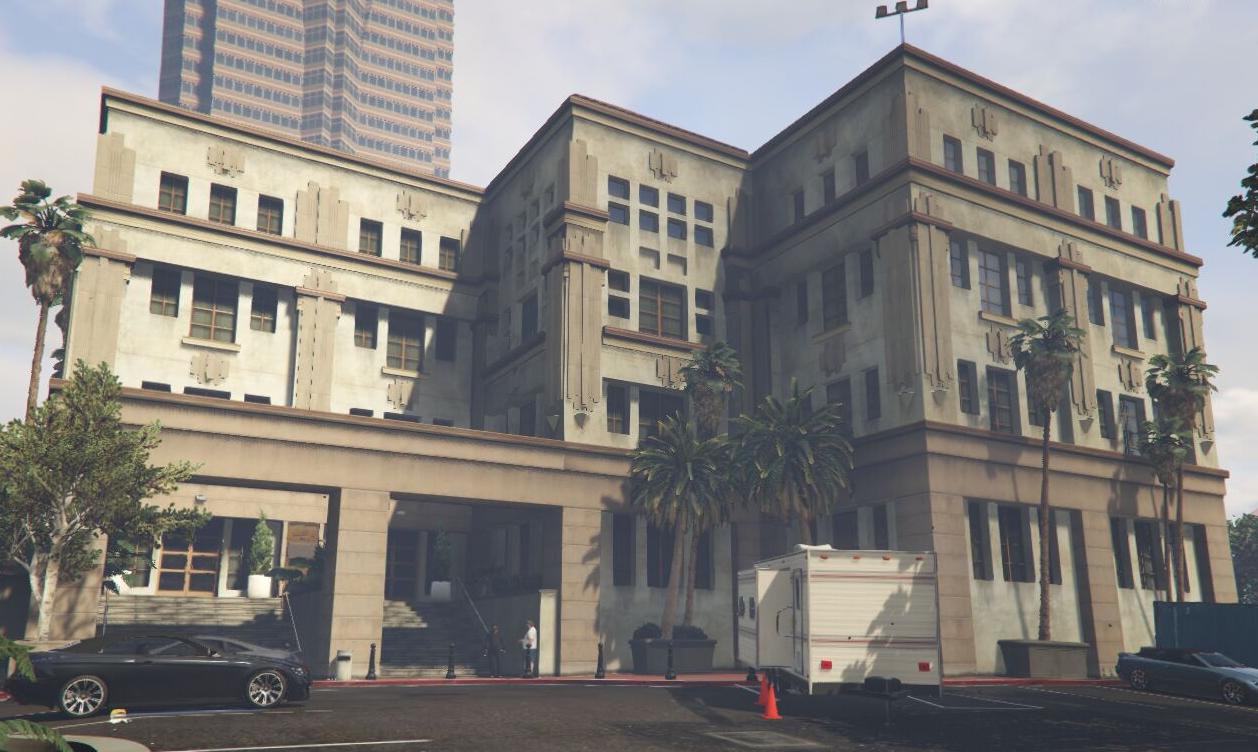 Sam Austin Memorial Building