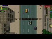 GTA 2 (1999) - Armored Car Clash! -4K 60FPS-