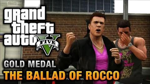 GTA 5 - Mission 60 - The Ballad of Rocco 100% Gold Medal Walkthrough