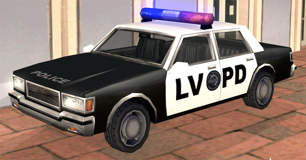 Las Venturas Police Department