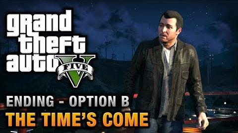 GTA 5 - Ending B Final Mission 2 - The Time's Come (Kill Michael)