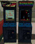 Arcade Games (GTAVC)