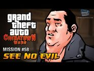 GTA Chinatown Wars - Mission -58 - See No Evil