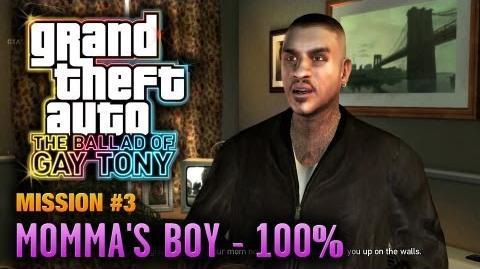 GTA_The_Ballad_of_Gay_Tony_-_Mission_3_-_Momma's_Boy_100%_(1080p)