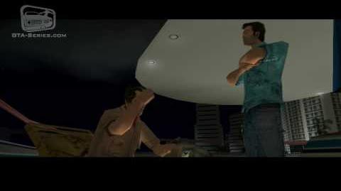 GTA Vice City - Walkthrough - Mission 8 - Mall Shootout (HD)