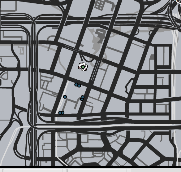 GTAO-Maze Bank Fight Map.png