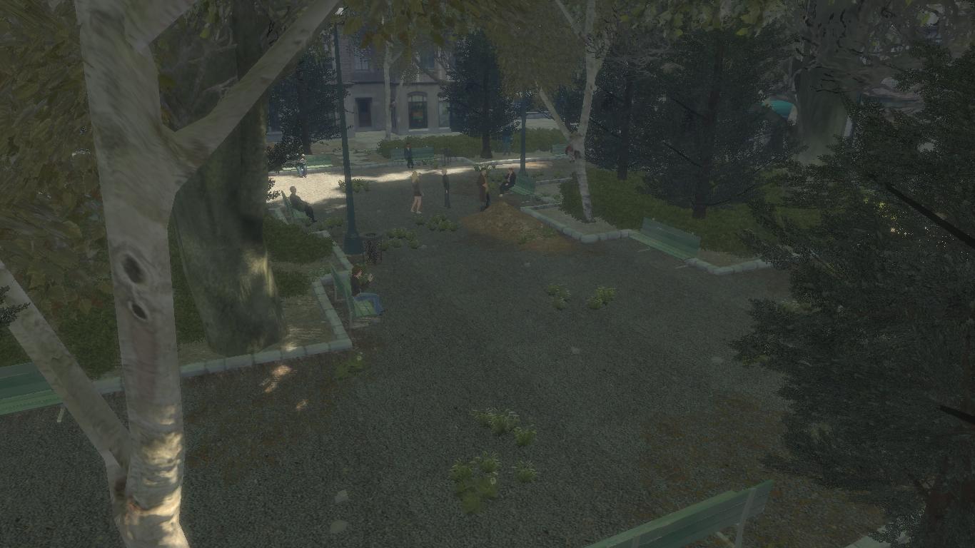 Lancet Courtyard Park