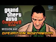 GTA Chinatown Wars - Mission -40 - Operation Northwood