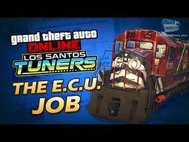 GTA Online- Los Santos Tuners - The E.C.U
