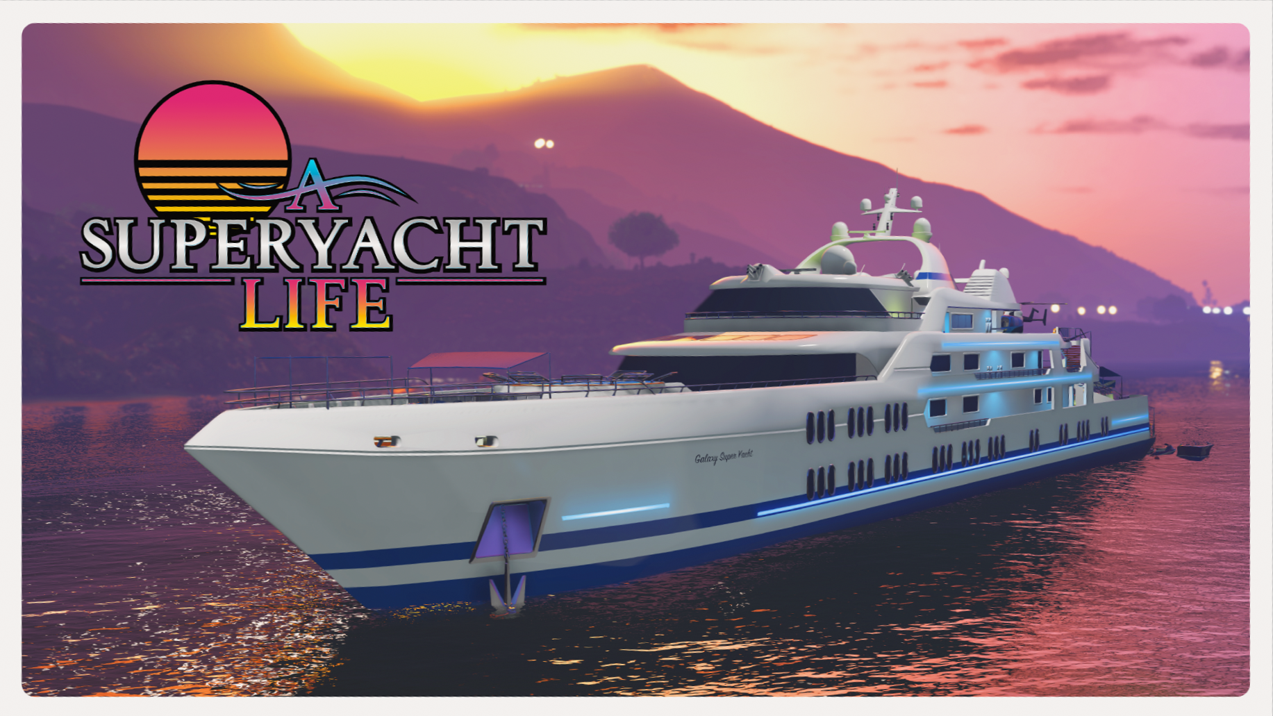 A Superyacht Life