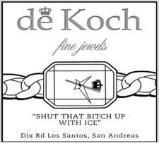 DeKoch-GTASA-ManualAdvertisement