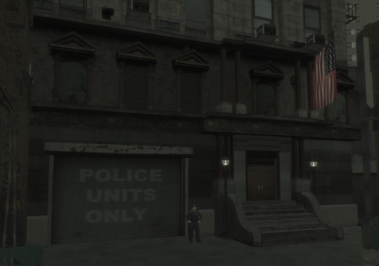 Fortside Police Station