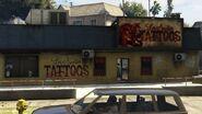 Tattoo GTAV El Burro Heights