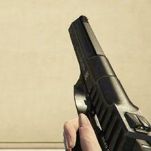 Pistol.50 GTAVe FPS.jpg