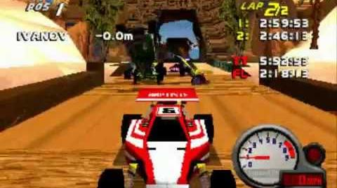 Egypt 3 (Baptiste, Semi Rampage, Underdog Lumiere) Grand Tour Racing 98