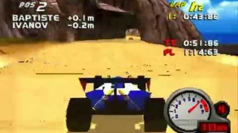 Easter Island 1 (Lumiere, Underdog Xu) Grand Tour Racing 98