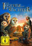 German DVD Cover