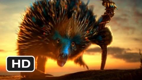 Legend of the Guardians The Owls of Ga'Hoole 5 Movie CLIP - I am the Echidna (2010) HD