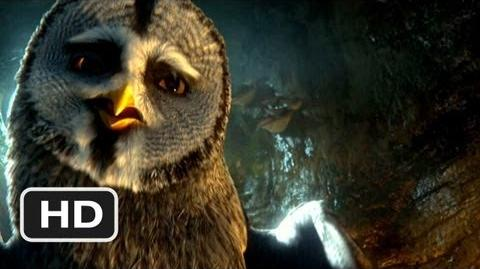 Legend of the Guardians The Owls of Ga'Hoole 4 Movie CLIP - Twilight (2010) HD