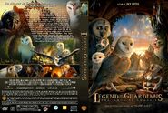 Legend of the Guardians - The Owls of Ga'Hoole 2010 Poster