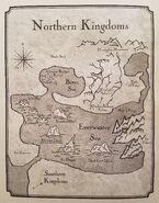 Northern Kingdoms Map