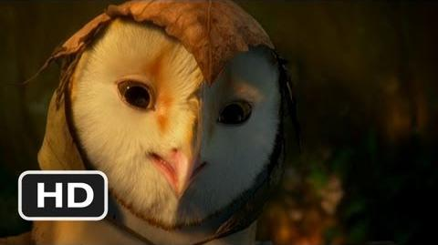 Legend of the Guardians The Owls of Ga'Hoole 1 Movie CLIP - My Beak (2010) HD