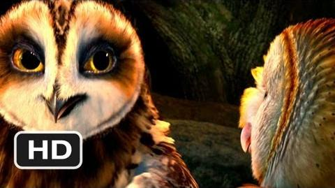 Legend of the Guardians The Owls of Ga'Hoole 6 Movie CLIP - Basic Training (2010) HD