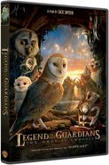 Legend of the Guardians - The Owls of Ga'Hoole 2010 Box Cover