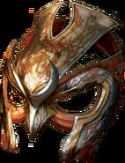 Ezylryb helmet isolated
