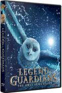 Legend of the Guardians 2010 3D Box Cover