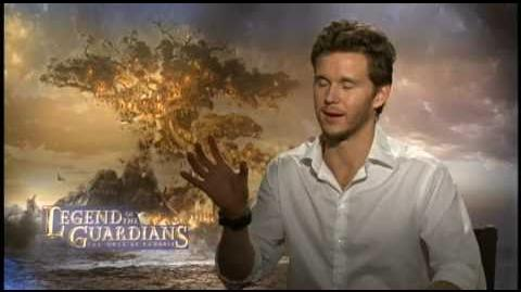 """Ryan Kwanten talks about the mythology of both """"Legend of the Guardians"""" and """"True Blood"""