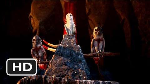 Legend of the Guardians The Owls of Ga'Hoole 2 Movie CLIP - I Am Nyra (2010) HD