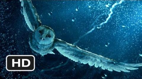 Legend of the Guardians The Owls of Ga'Hoole 7 Movie CLIP - Use Your Gizzard (2010) HD