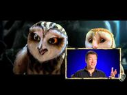 The Legend of the Guardians- The Owls of Ga'Hoole actors talk about playing owls