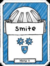 Smite- Level 2