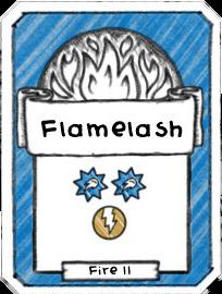 Flamelash - Level 2