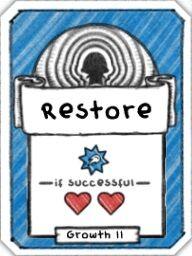 Restore- Level 2