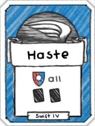 Haste- Level 4