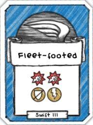 Fleet-footed- Level 3