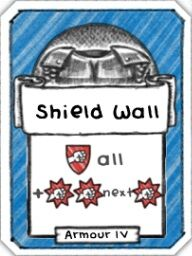 Shield Wall- Level 4