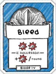 Bleed- Level 4