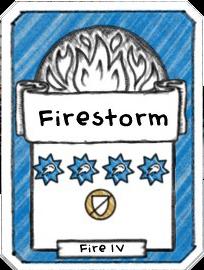 Firestorm- Level 4