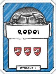 Repel- Level 1