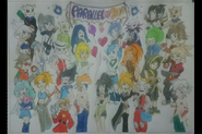 SHIKIS GUILD DRAWING