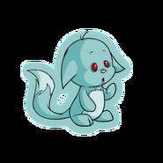 Kacheek ghost
