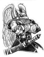 Lord Kass Evil