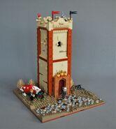 Mophet watchtower - Burj Aldifae